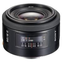 Sony 28 mm F2.8 49 mm filter (geschikt voor Sony A-mount) zwart