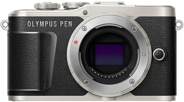 Olympus Pen E-PL9 Body nero