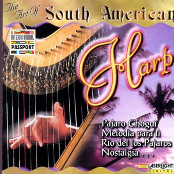 Various - The Art of South American Harp