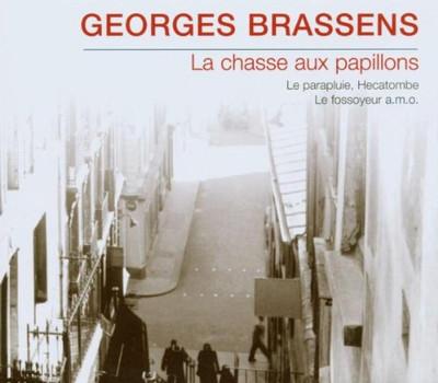 Georges Brassens - La Chasse aux Papillons [UK-Import]