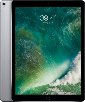 """Apple iPad Pro 12,9"""" 256GB [WiFi + cellulare, modello 2017] grigio siderale"""