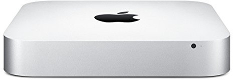 Apple Mac mini 1.4 GHz Intel Core i5 4 GB RAM 500 GB HDD (5400 U/Min.) [Fine 2014]