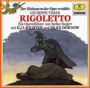 Ilja Richter - Holzwurm der Oper-Rigoletto