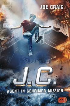 J.C. - Agent in geheimer Mission - Joe Craig  [Taschenbuch]