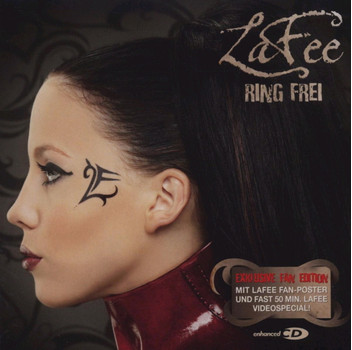 Lafee - Ring Frei (Fan-Edition incl. LaFee Poster & 50-minütigem VideoSpecial)