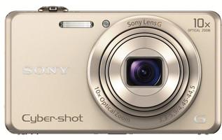 Sony DSC-WX220 oro