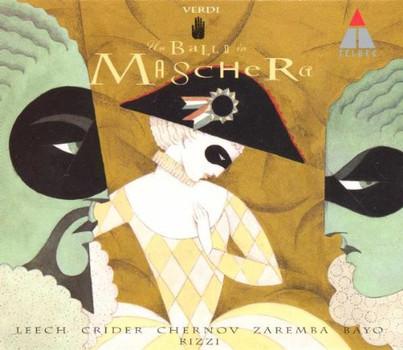 Lach - Verdi: Un Ballo in Maschera (Ein Maskenball, Gesamtaufnahme Swansea Februar 1995)