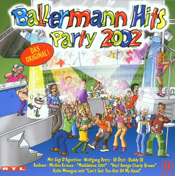 Various - Ballermann Hits Party 2002