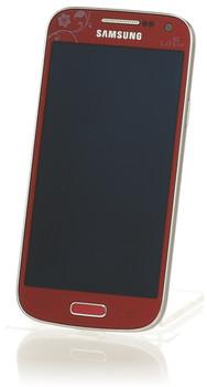 Samsung I9195 Galaxy S4 mini 8Go [La Fleur Edition] rouge