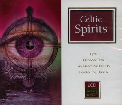 Various - Celtic Spirits - 2 CD Set