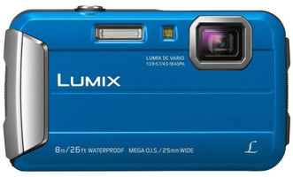 Panasonic Lumix DMC-FT30 bleu
