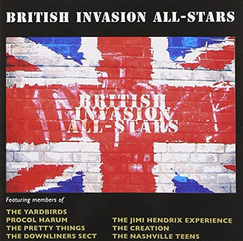 British Invasion All Stars - British Invasion All Stars