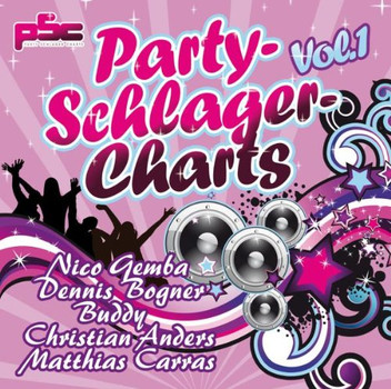 Various - Party-Schlager-Charts Vol.1