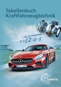 Tabellenbuch Kraftfahrzeugtechnik. Mit Formelsammlung - Alois Wimmer [Taschenbuch]
