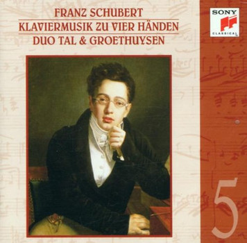 Duo Tal & Groethuysen - Piano Music for Four Hands 5