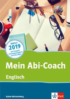 Mein Abi-Coach Englisch 2019. Ausgabe Baden-Württemberg [Taschenbuch]