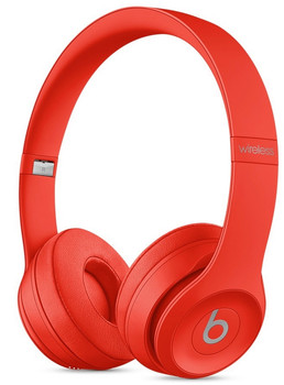 Beats by Dr. Dre Beats Solo3 Wireless rood
