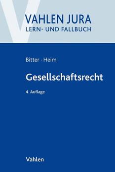 Gesellschaftsrecht - Sebastian Heim  [Taschenbuch]