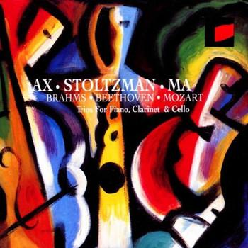 E. Ax - Trios für Klarinette, Cello und Klavier