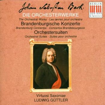 Ludwig Güttler - Orchesterwerke