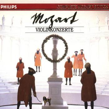 Brown - Die vollständige Mozart-Edition Vol. 8 (Violinkonzerte)