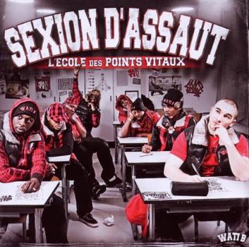 Sexion d'Assaut - L'Ecole des Points Vitaux