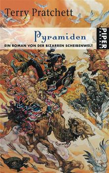 Pyramiden: Ein Roman von der bizarren Scheibenwelt (Taschenbuch)