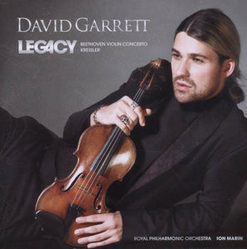 David Garrett - Legacy  (Deluxe Edition)