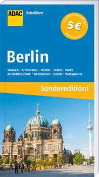 ADAC Reiseführer Berlin (Sonderedition). Potsdam mit Sanssouci - Ulrike Krause  [Taschenbuch]