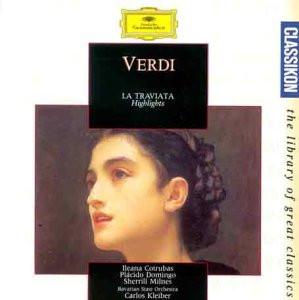 Giuseppe Verdi - La Traviata / Arien und Szenen
