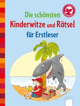 Die schönsten Kinderwitze und Rätsel für Erstleser: Der Bücherbär: Kleine Geschichten (Sammelband) - Kaup, Ulrike