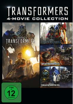 Transformers 1-4 [4 Discs]
