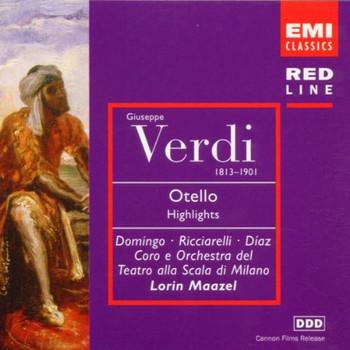 Domingo - Red Line - Verdi (Othello-Highlights)