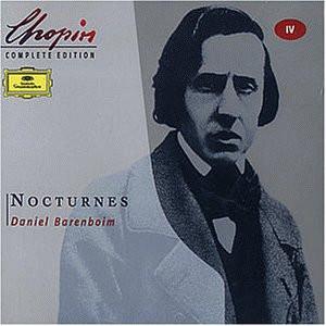Daniel Barenboim - Chopin-Edition 4 / Nocturnes