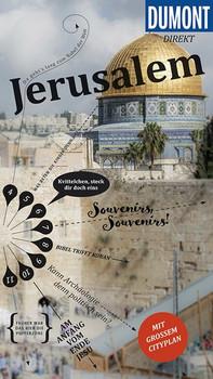 DuMont direkt Reiseführer Jerusalem. Mit großem Cityplan - Michel Rauch  [Taschenbuch]