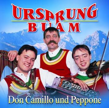 Ursprung Buam - Don Camillo und Peppone