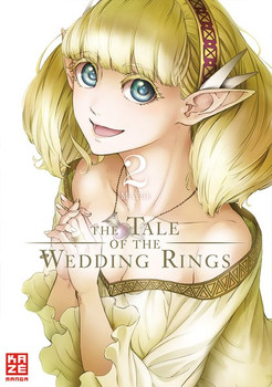 The Tale of the Wedding Rings 02 - MAYBE  [Taschenbuch]