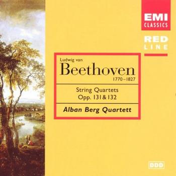 Alban Berg Quartett - Red Line - Beethoven (Streichquartette)