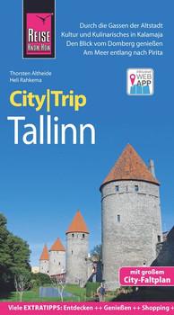 Reise Know-How CityTrip Tallinn. Reiseführer mit Stadtplan und kostenloser Web-App - Thorsten Altheide  [Taschenbuch]
