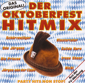 Various - Der Oktoberfest Hitmix