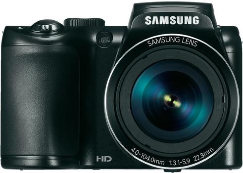Samsung WB110 negro
