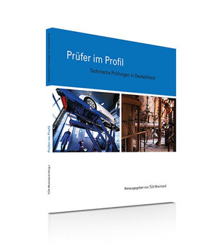 Prüfer im Profil. Technische Prüfungen in Deutschland - Jörg Meyer zu Altenschildesche  [Taschenbuch]