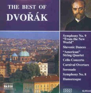 Antonin Dvorak - Best of Dvorak,the