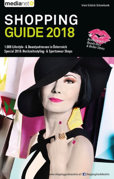 Shopping Guide 2018 - Irmie Schüch-Schamburek  [Taschenbuch]