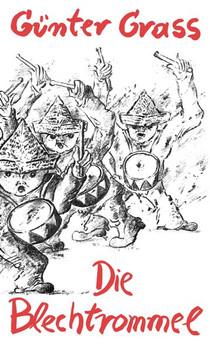 Die Blechtrommel - Günter Grass  [Gebundene Ausgabe]