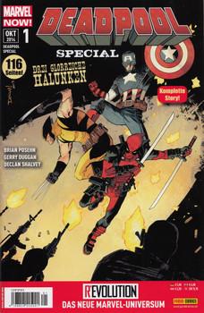 Deadpool Special: Band 1 - Drei glorreiche Halunken [Broschiert]