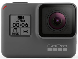 GoPro HERO6 nero