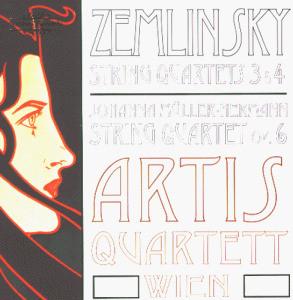 Artis Quartett Wien - Streiquartette 3 und 4