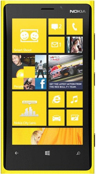 Nokia Lumia 920 32GB giallo