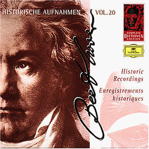 Busch - Historische Aufnahmen Vol.20